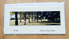 'The Park' Friockheim, Angus, Scotland - Original Photo card/notelet