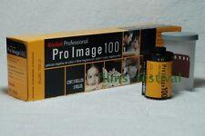 5 rolls KODAK Pro Image 100 Color Film 35mm 36exp FREESHIP
