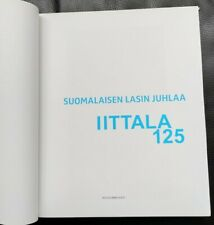 Iittala - 125 Years of Finnish Glass - Finnish Edition