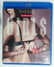 Girl$ Blu-ray/DVD 2-disc Kenneth Bi Chinese HK Cat III Girls sleaze