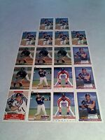 *****Tom Nevers*****  Lot of 50 cards.....10 DIFFERENT