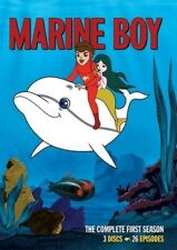 Marine Boy: The Complete First Season [New DVD] Manufactured On Demand, Full F