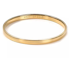 Kate Spade New York Idiom Heart of Gold Bangle 0439