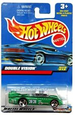 2000 Hot Wheels #212 Double Vision '00 crd