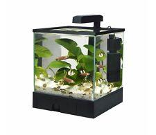 Nano Aquarium  Komplettaquarium Mini mit Beleuchtung und Filter