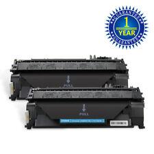2 80A CF280A Black Laser Toner Cartridge for HP LaserJet Pro 400 M401dn M401dne