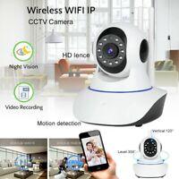 1080P HD Wireless IP Camera Home Security Smart WiFi Audio CCTV Camera Safety UK