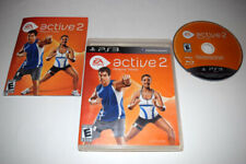 EA Sports Active 2 Playstation 3 PS3 Video Game Complete