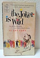 The Joker Is Wild by Art Cohn