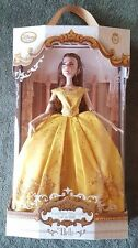 """LOW PRICE Disney Beauty and the Beast Live Action BELLE Doll 17"""" Limited Edition"""