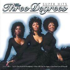 Three Degrees : Super Hits CD