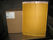 "50 #7 Ecolite Kraft Bubble Mailer Envelope, 14.25"" x 20"", 50 / Case - NEW PRICE!"