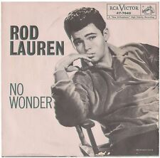 ROD LAUREN--PICTURE SLEEVE ONLY--(IF I HAD A GIRL)--PS--PIC--SLV