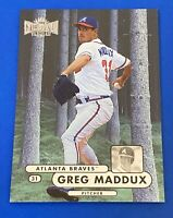 1998 Metal Universe #133 Greg Maddux Atlanta Braves HOF NM-MT