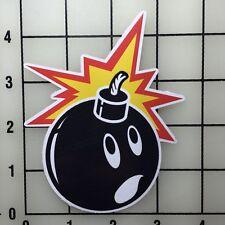 "The Hundreds Bomb 4"" Tall Color Vinyl Decal Sticker - BOGO"