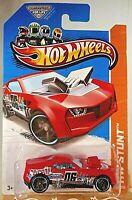 HW HOT WHEELS 2013 HW STUNT #84//250 /'08 FORD FOCUS HOTWHEELS ORANGE DRIFT CAR