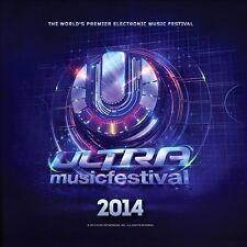 Ultra Music Festival 2014 Various Artists MUSIC CD