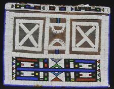 Ndebele Beaded African Apron - South Africa