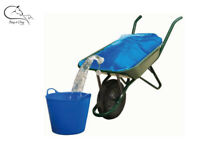 H2GO Bag Wheelbarrow Water Carrier, Horses, Garden, Allotment, 80L Free Delivery