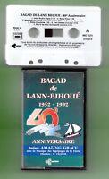 K7 Audio - Bagad de Lann Bihoué - 1952-1992 - 40ème anniversaire
