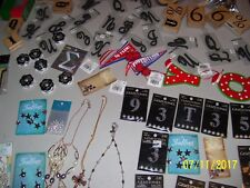 Big Lot Of Assorted Crafts / Crafting, Variety Mix, Jewelry, Super Deal, Sf