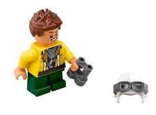 LEGO STAR WARS ROWAN MINIFIGURE w/ Binoculars Helmet AUTHENTIC NEW 75147
