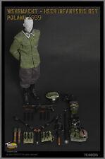 "ToysCity 1/6 WWII German Wehrmacht Heer Infanterie Suit ClothesF 12"" Figure Body"