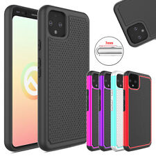 For Google Pixel 4 / 4XL Phone Case Shockproof Hybrid Rugged Hard Armor PC Cover