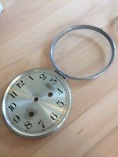 Mantel Clock Parts Glass Hands Pendulum Etc