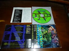Napalm Death / Diatribes JAPAN+3 TFCK-88775 *R