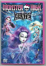 DVD COMME NEUF / MONSTER HIGH HANTE
