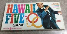 Rare Vintage 1968 Hawaii Five-O Board Game Remco Complete Nice Clean Box CBS TV