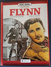 Captain Errol Flynn EO Cinéma Film Acteur Portraits Souvenirs Dargaud