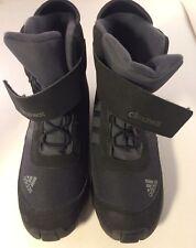 Adidas Primaloft Climaproof Climaheat Mens Black Boots Shoes US Mens Size 7 NEW