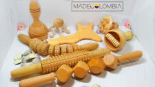 WOODTHERAPY/100%MADEROTERAPIA COLOMBIANA,KIT PRO 8PIECES