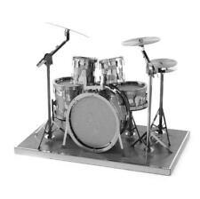 3d Metal puzzle Drum Set