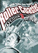 RollerCoaster Tycoon 3 Platinum PC (Steam) Key Global