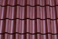 Dachziegel Dachpfannen Tondachziegel 1.Sorte 30 Jahre Garantie AM Kupferbraun