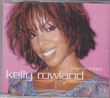 KELLY ROWLAND - train on a track CD single
