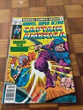 Marvel Super Action #10 (1978) (Newsstand) (Captain America) (NM 9.8)