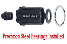 Custom Zipp 11 Speed Conversion Freehub Kit for 188 V6 V7 Hub Steel Bearings