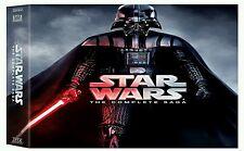 Star Wars: Complete Saga episodes 1-6 Movie Box Set