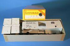 Ho Scale Accurail 40' Boxcar - Atlantic & Western Rr