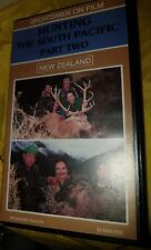 Hunting the South Pacific: Part Two (New Zealand) VHS [Sportsmen on Film]