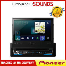 "PIoneer AVH-Z7000DAB Single Din Motorised 7"" Touch Screen DAB Android CarPlay"