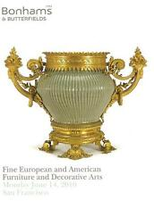 Bonhams European & American Furniture & Antiques Post Auction Catalog June 2010
