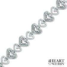 Zales Sterling Silver Fine Bracelets For Sale Ebay