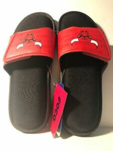 Chicago Bulls 2020 NBA Men's Foam Sport Slide On Sandal FREE SHIP!
