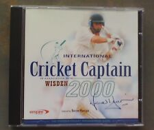 Cricket 2000 GAME PC CD ROM