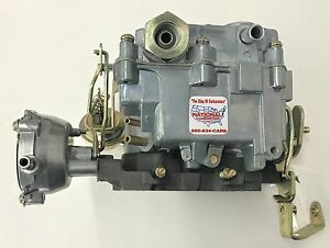 GM 2BBL  2GC Carburetor 1977 Chevy Trucks and Cars W/ V-8 305 Engines